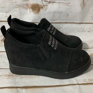 Shoes - 🎉SALE!!! Wedge slip-on sneakers NWT! 39 - fits 8